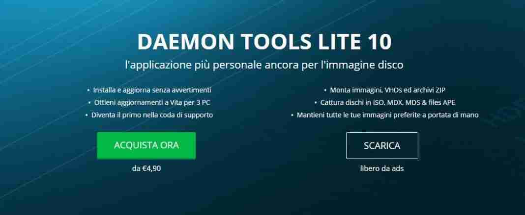 DAEMON Tools per Mac