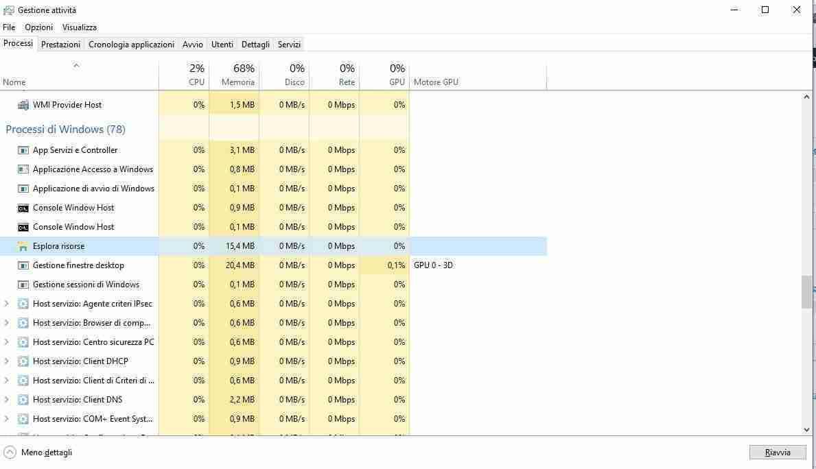 You are currently viewing Cosa fare quando Esplora Risorse si arresta in Windows 10