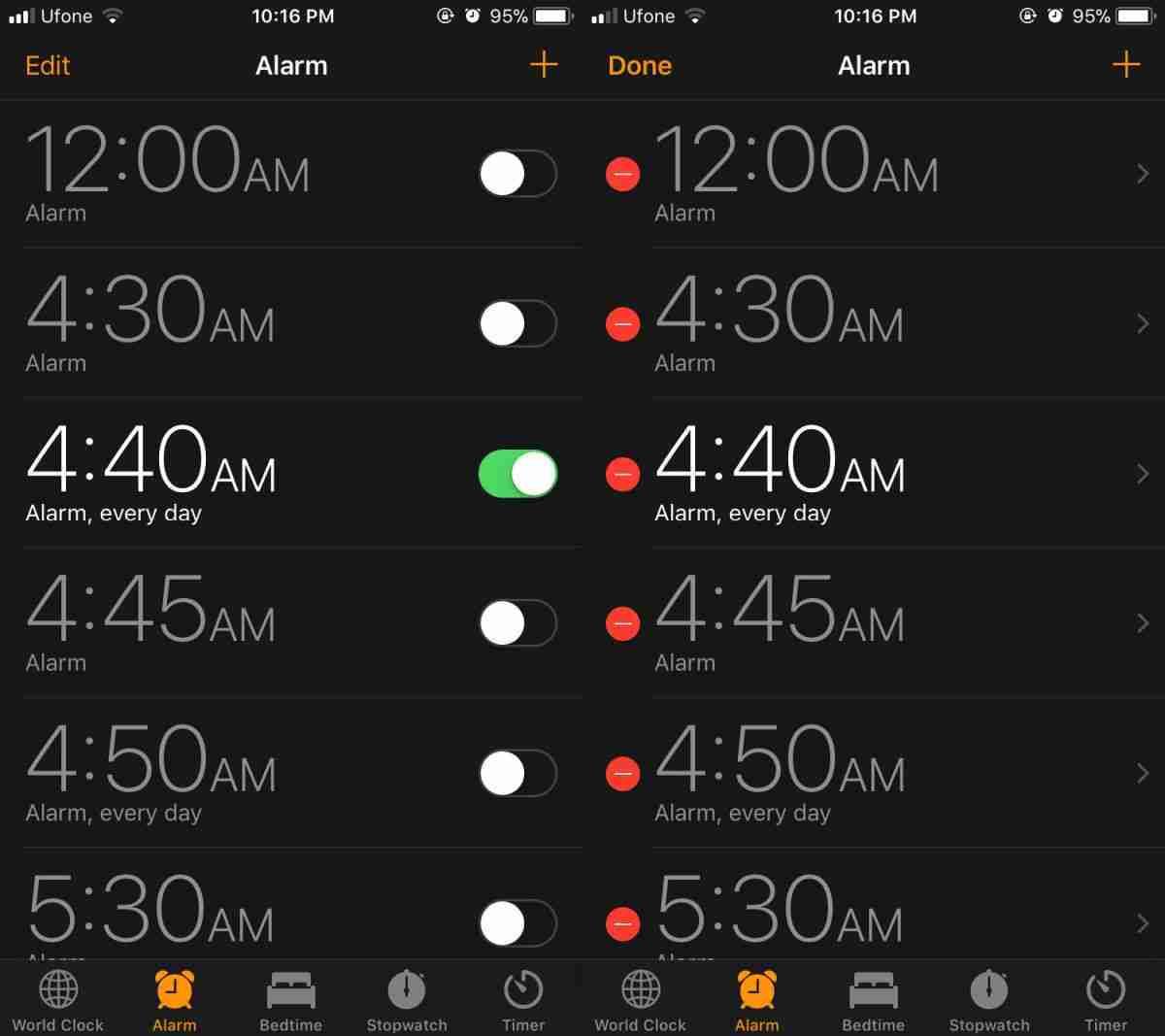 You are currently viewing Come risolvere la sveglia che non suona su iphone