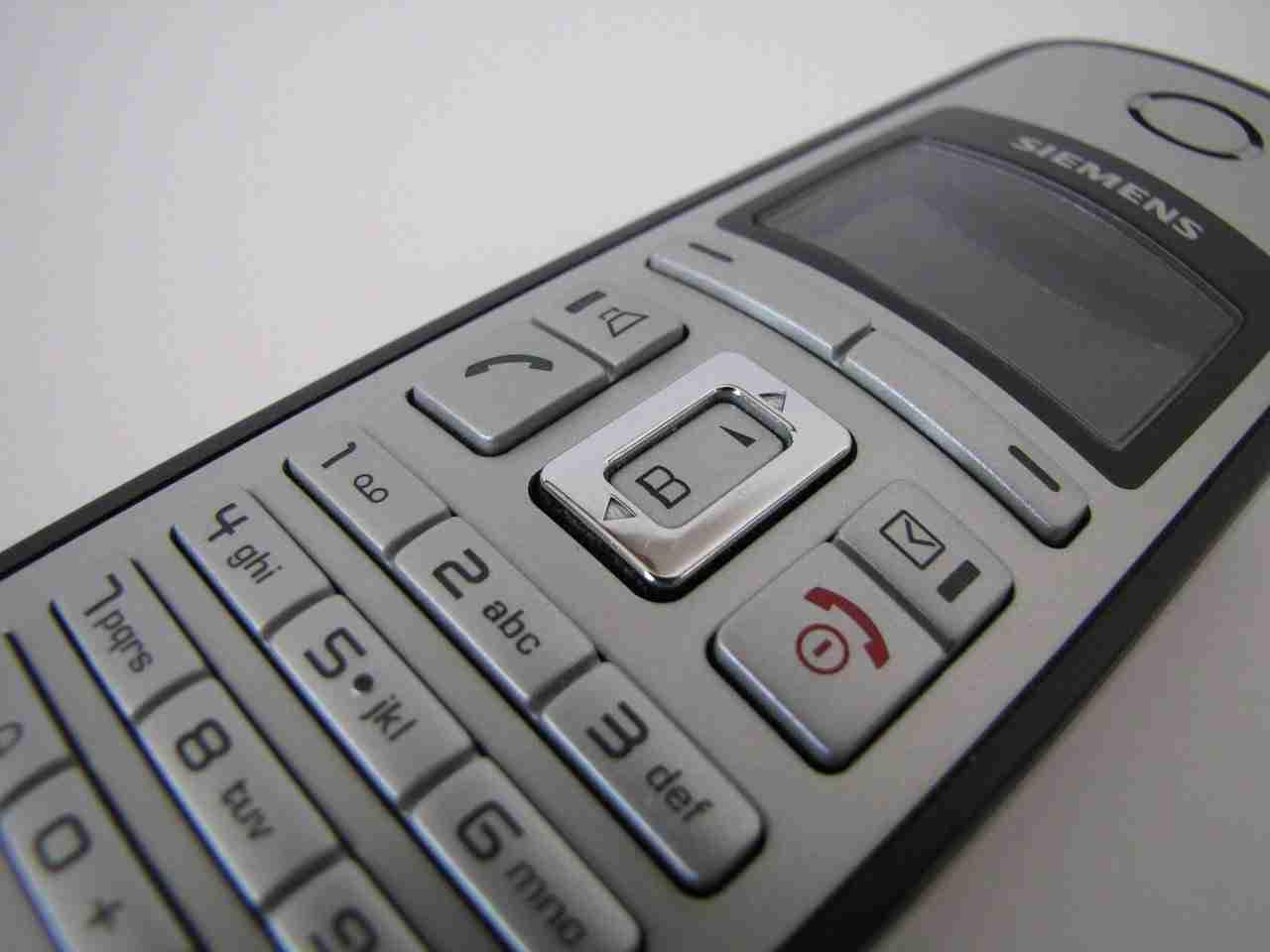 Cordless che bloccano le chiamate dei call center sul tuo numero fisso
