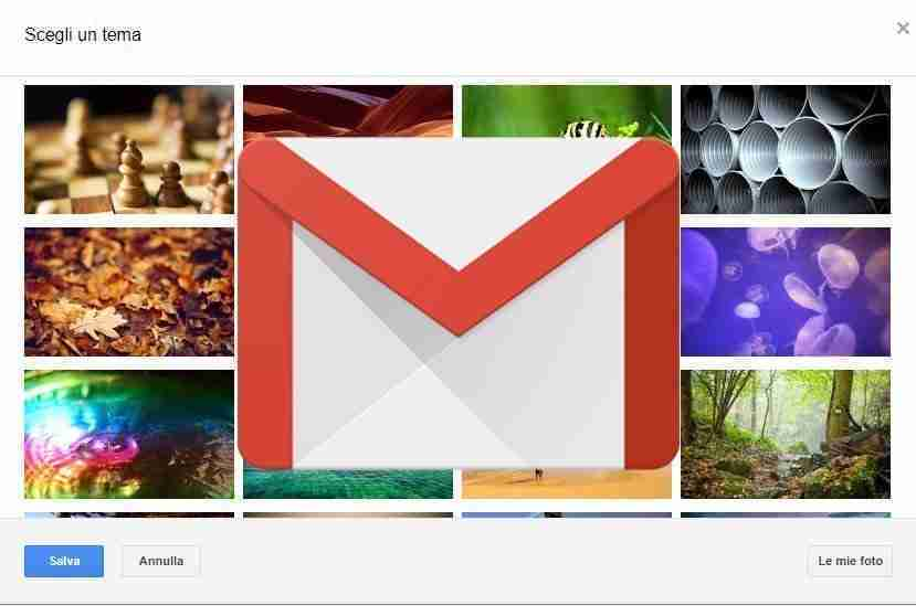 You are currently viewing Come utilizzare uno sfondo personalizzato in Gmail: scegli il tuo Tema Gmail