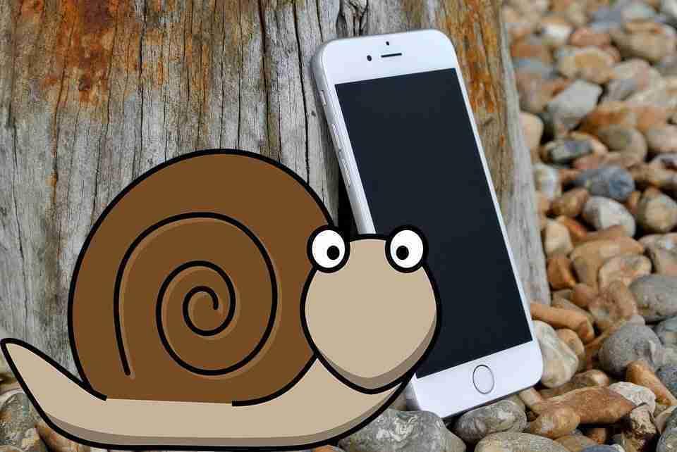 IPhone lento: controlla quanto è lento il tuo iphone con questo strumento