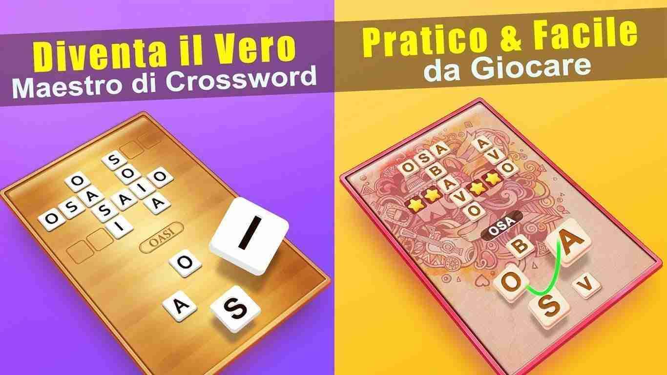 Parole Croce soluzioni gioco