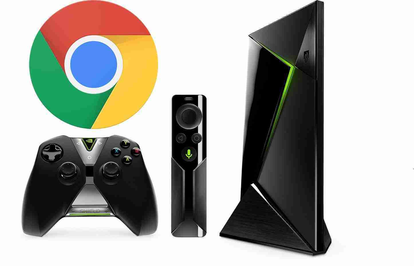 Come installare Chrome su Nvidia Shield