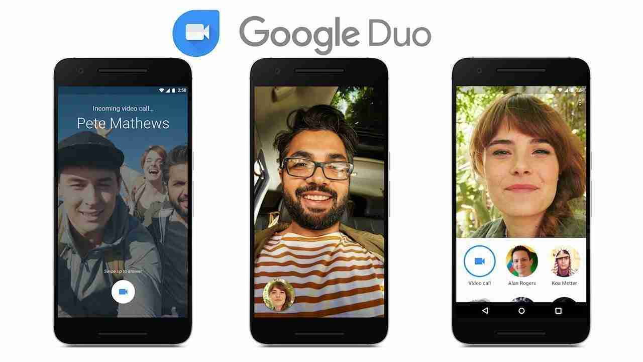 Google Duo cosa serve e come funziona