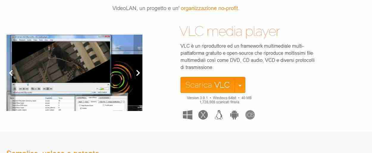 VLC 3.0 download gratis