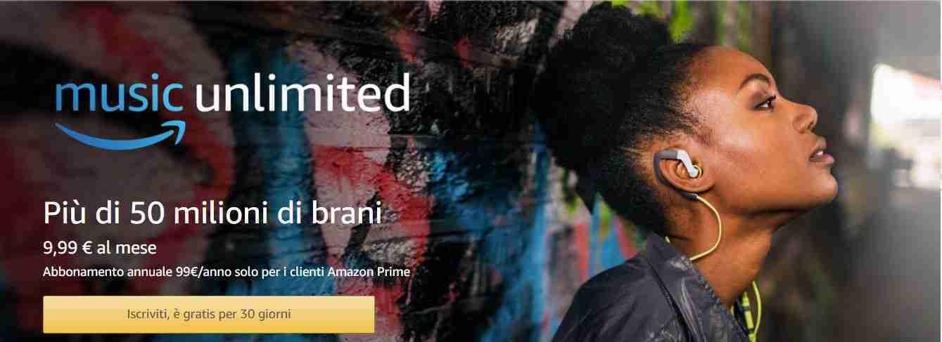 Amazon Music Unlimited suggerimenti per aiutarti a iniziare