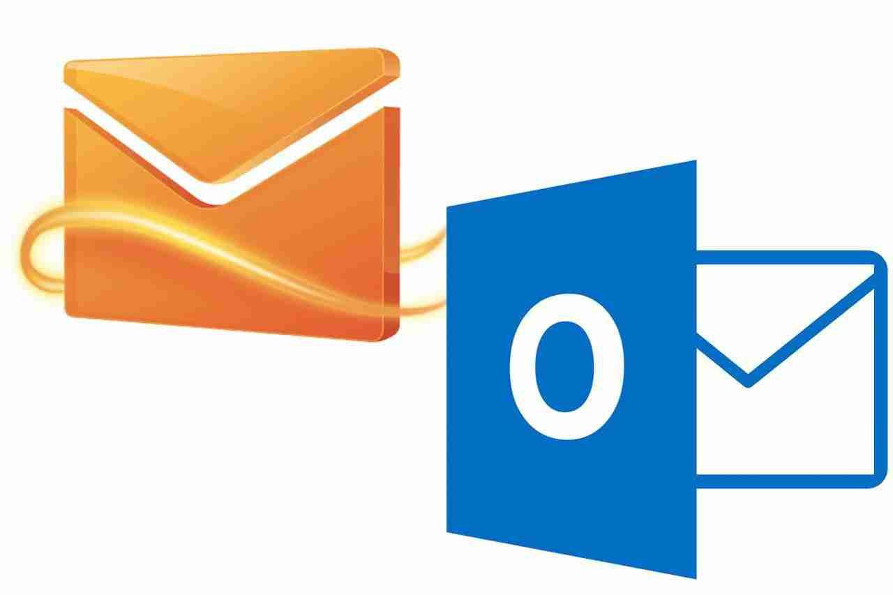 posta hotmail su outlook