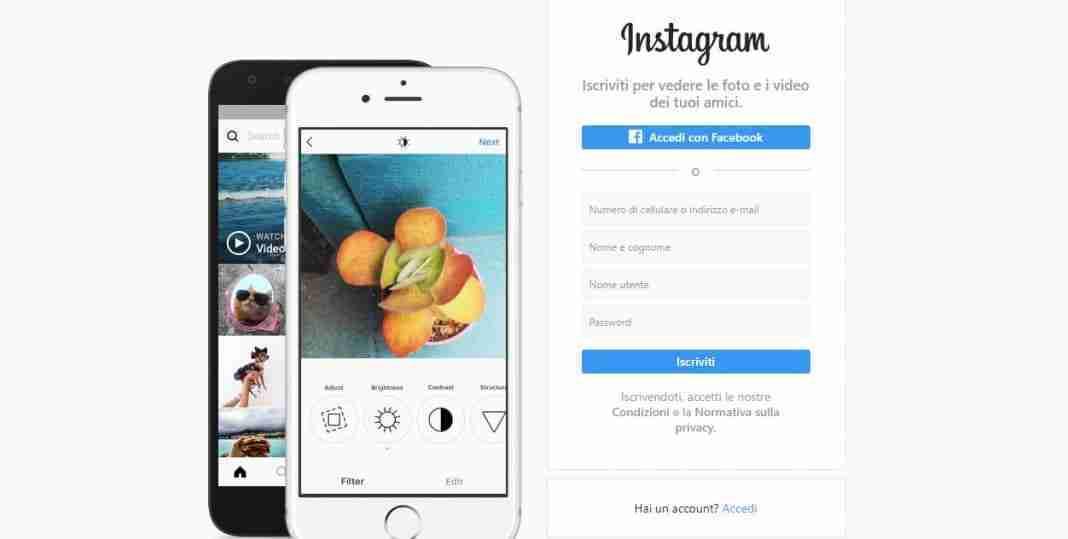 Scarica tutte le tue foto e video di Instagram