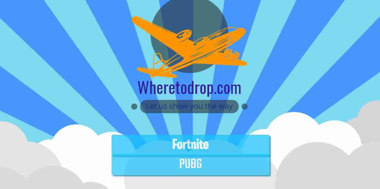WhereToDrop Fortnite