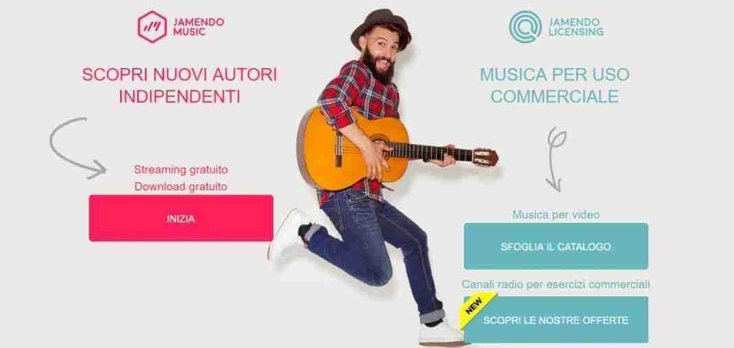 jamendo.com scarica musica gratis mp3