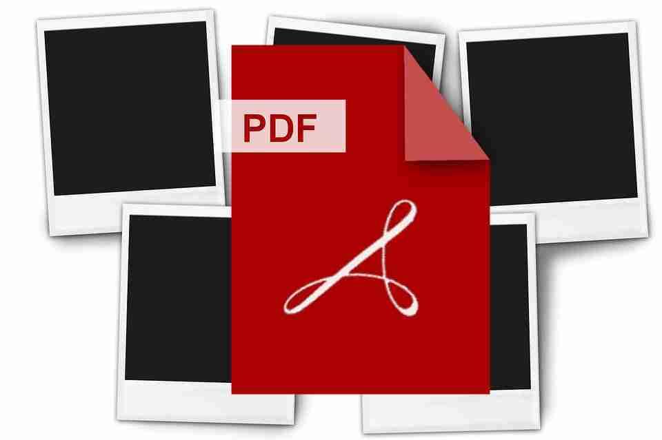 Come estrarre immagini da PDF