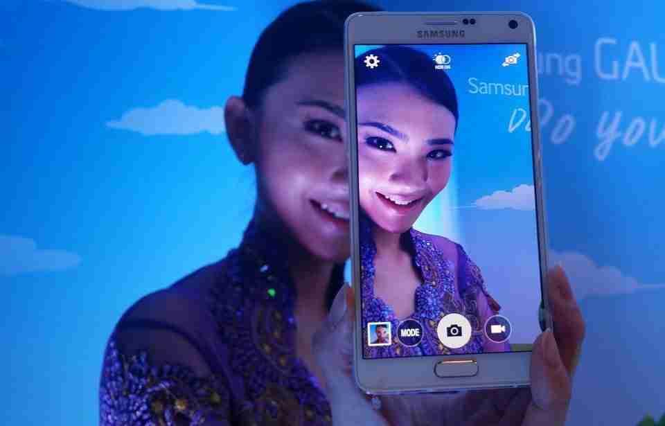 modalità Pro nella fotocamera Samsung Galaxy