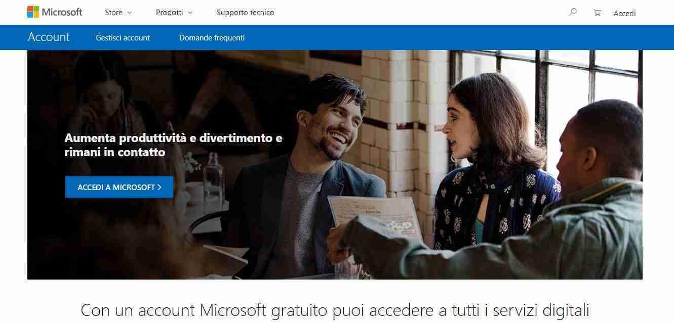 You are currently viewing Come recuperare la password dell'account Microsoft dimenticata