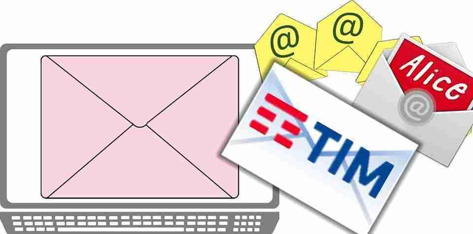You are currently viewing Alicemail o TIMmail: come creare, recuperare password e parametri configurazione
