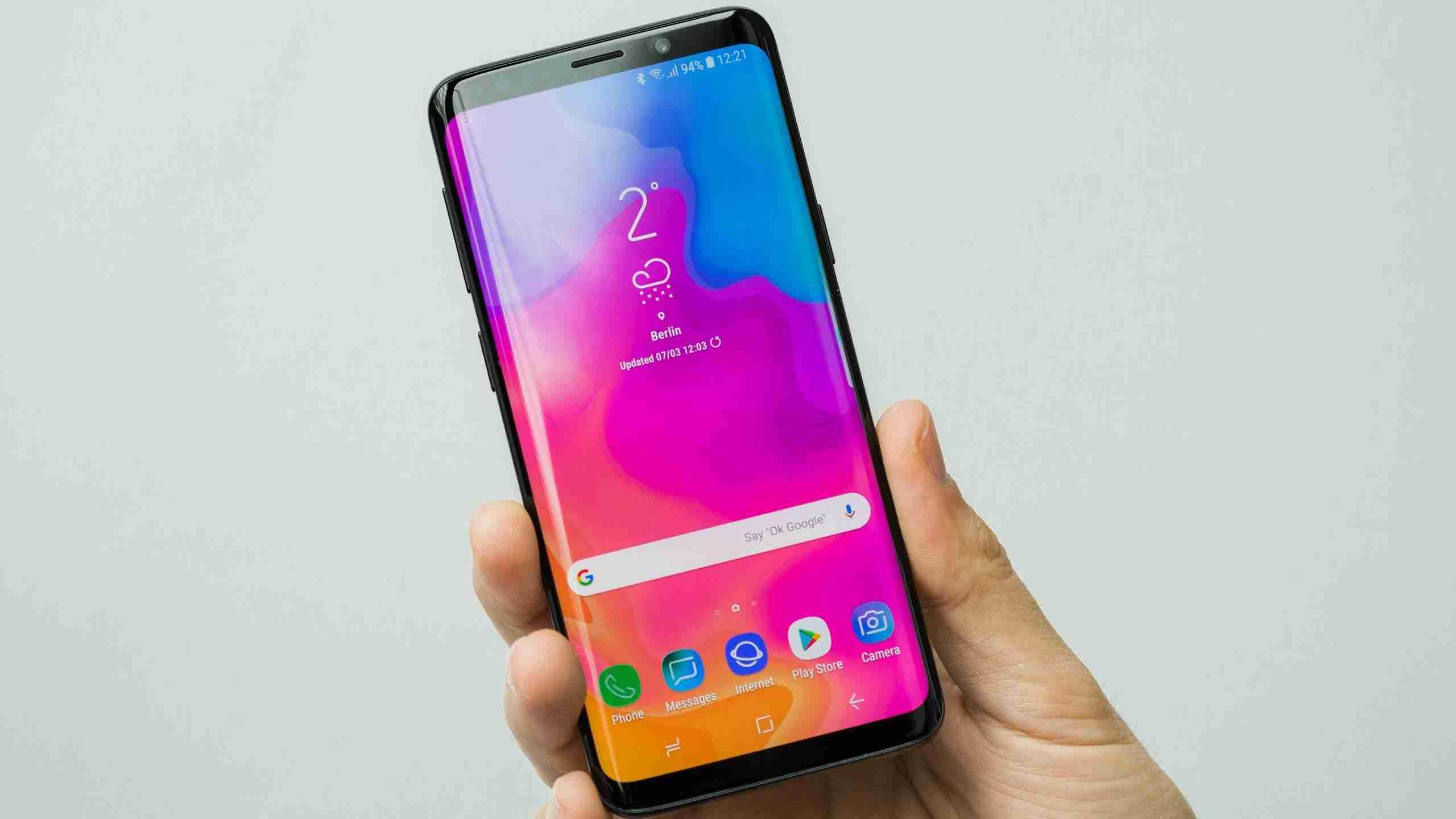 Come Sbloccare bootloader Samsung Galaxy S8 S9 Note 8 subito