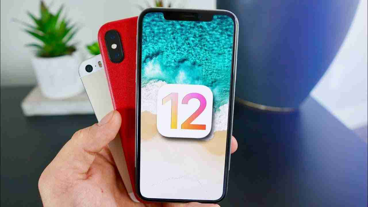 You are currently viewing Come tornare da iOS 12 beta a iOS 11