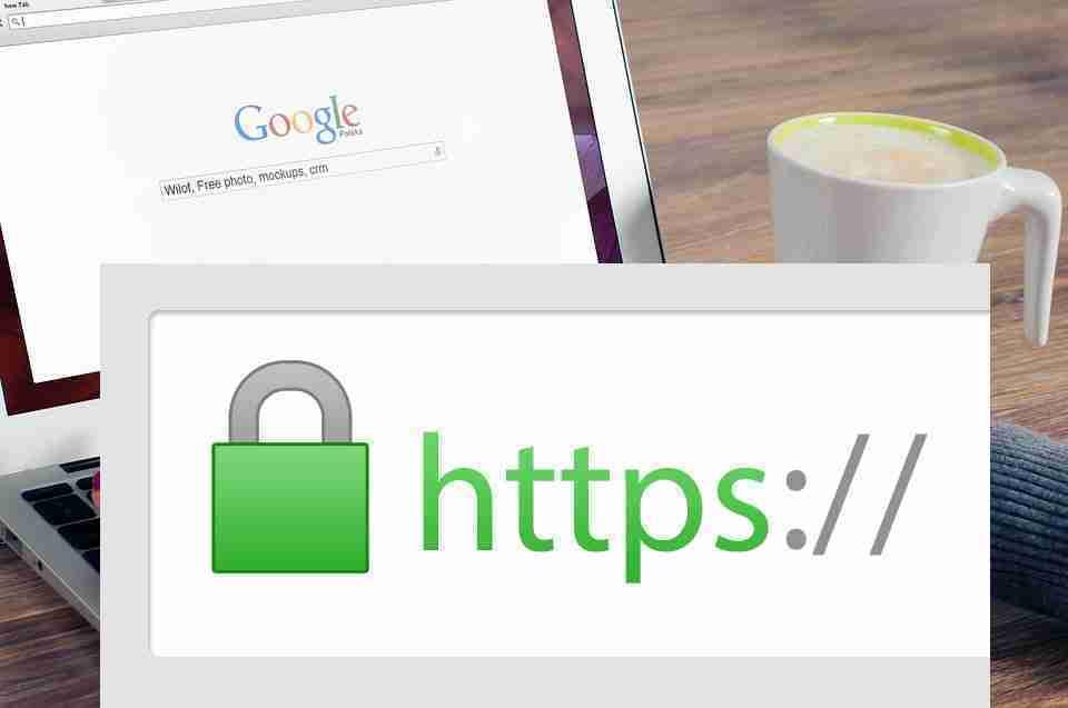 """You are currently viewing Perché Google Chrome dice che i siti web sono """"non sicuri""""?"""