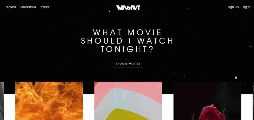What Movie Should I Watch Tonight