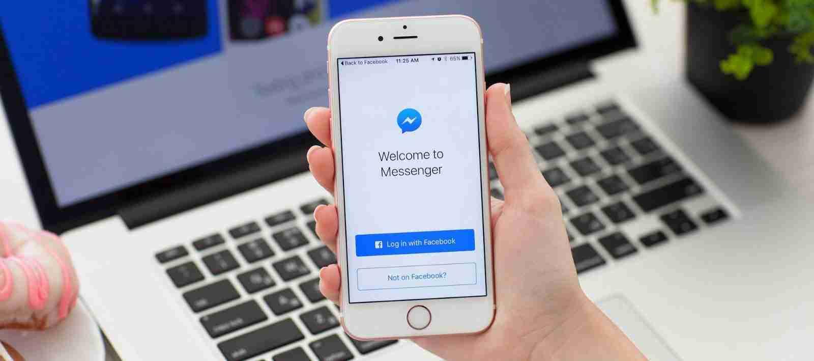 Come segnalare i messaggi su Facebook Messenger
