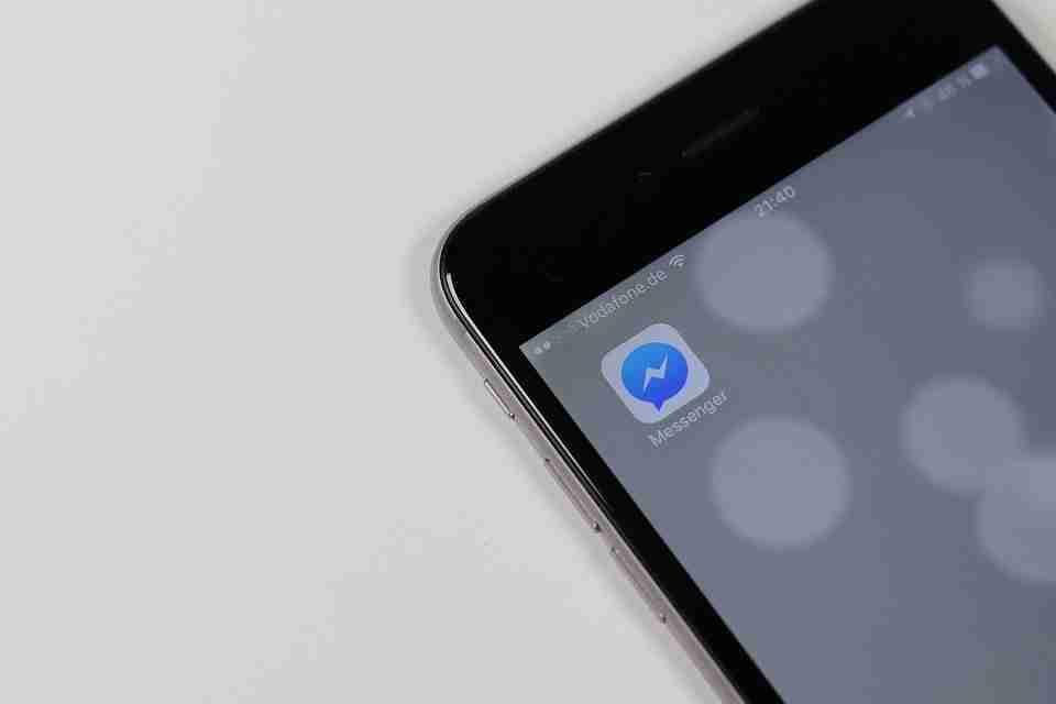 Facebook Messenger caselle di posta posta principale e Messaggi filtrati