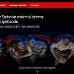 Vodafone exclusive cinema