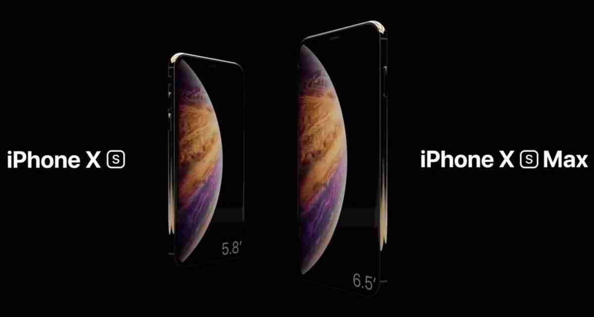 nuovo iPhone Xs, Xs Max e Xr