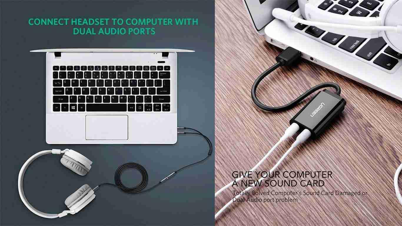 Come collegare le tue cuffie dello smartphone e usare il microfono su PC
