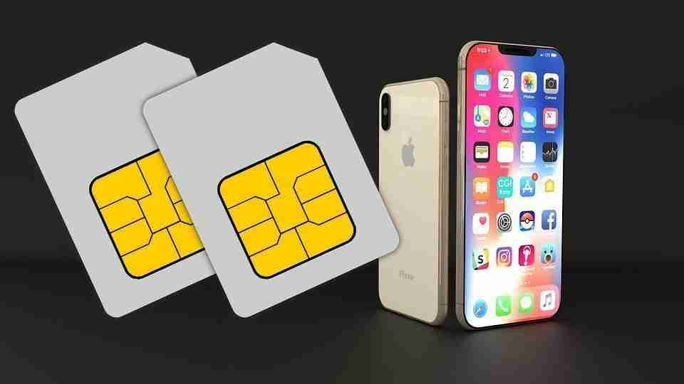 Come configurare due schede SIM su iPhone
