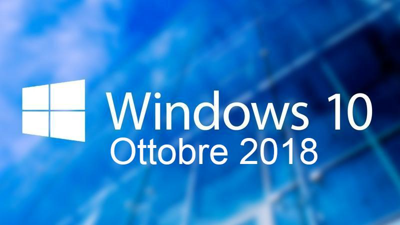 You are currently viewing Come scaricare subito l'aggiornamento di Windows 10 di ottobre 2018