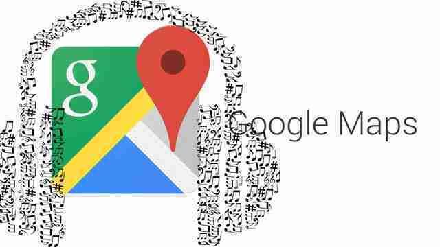 Come utilizzare i controlli musicali di Google Maps