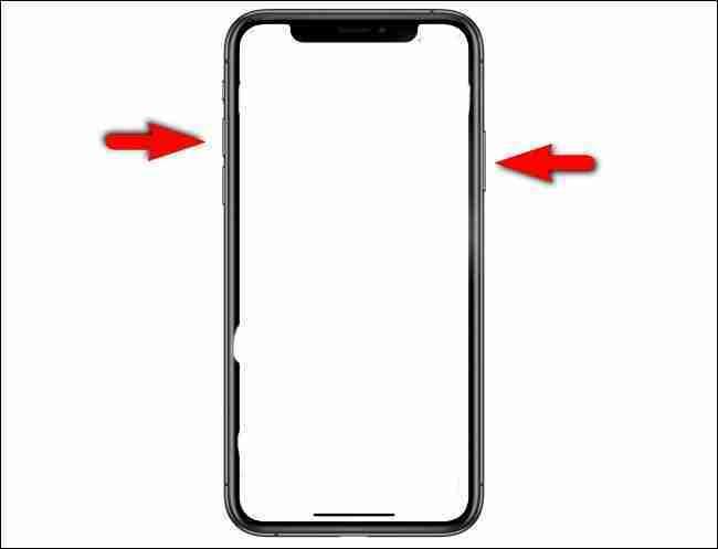 Come fare screenshot su un iPhone X, XR, XS e XS Max