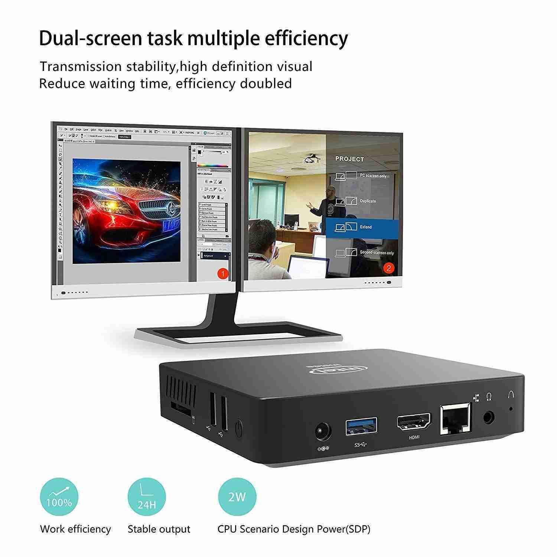 Kodlix Z83-W, Mini-PC