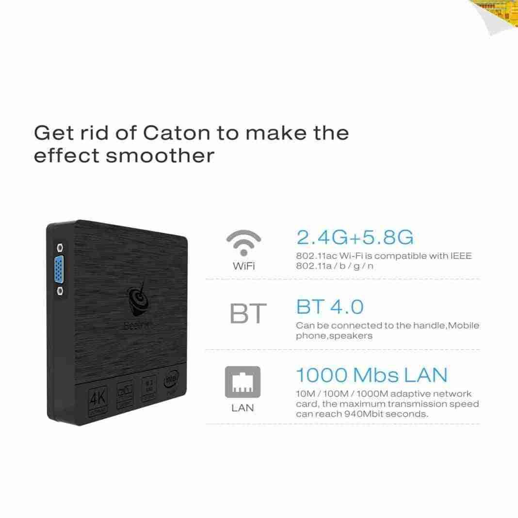 SeeKool BT3 Pro, Mini-PC