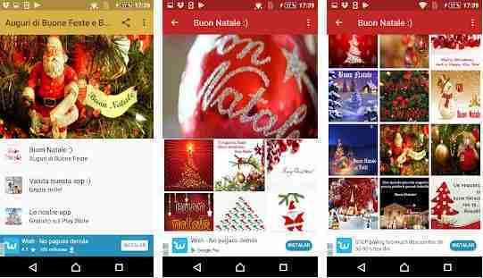 Auguri di Buone Feste e Buon Natale