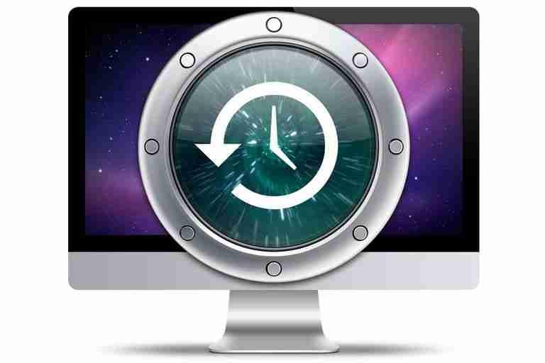 Backup Mac su un disco rigido esterno