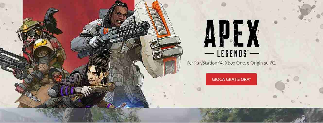 Apex Legends non si avvia su PC