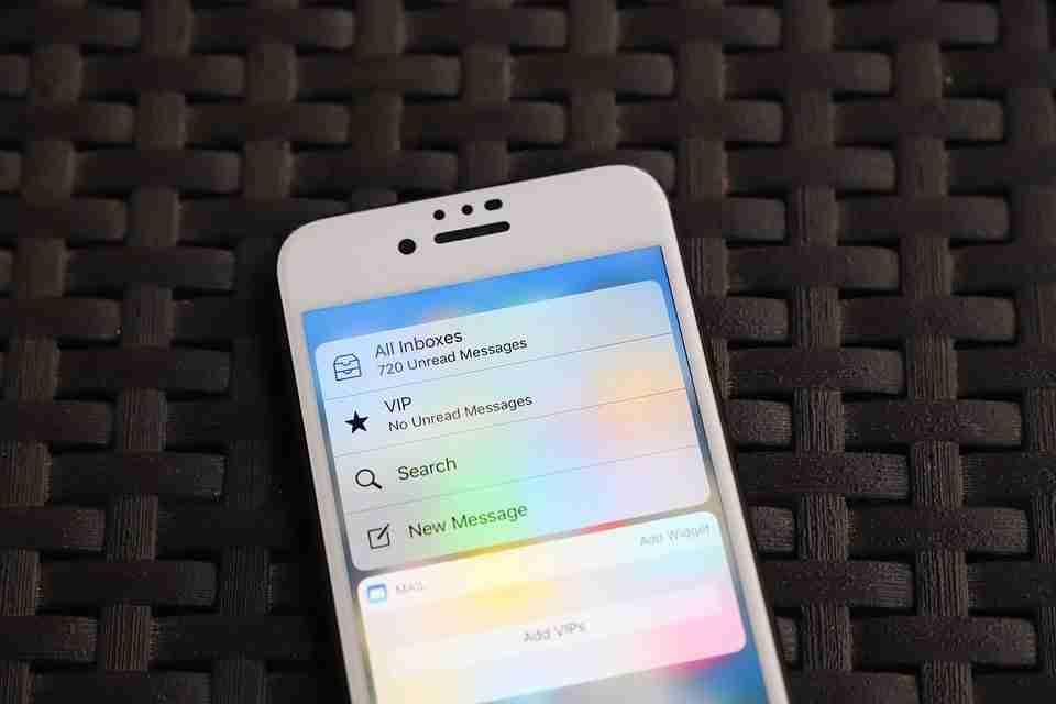 Come bloccare le email sul tuo iPhone