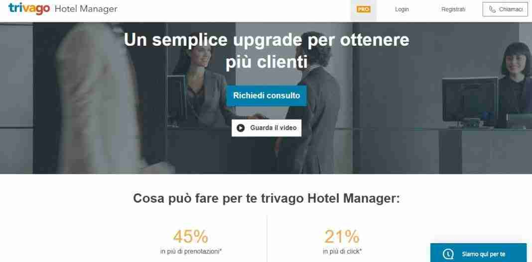 Trivago Hotel Manager Pro