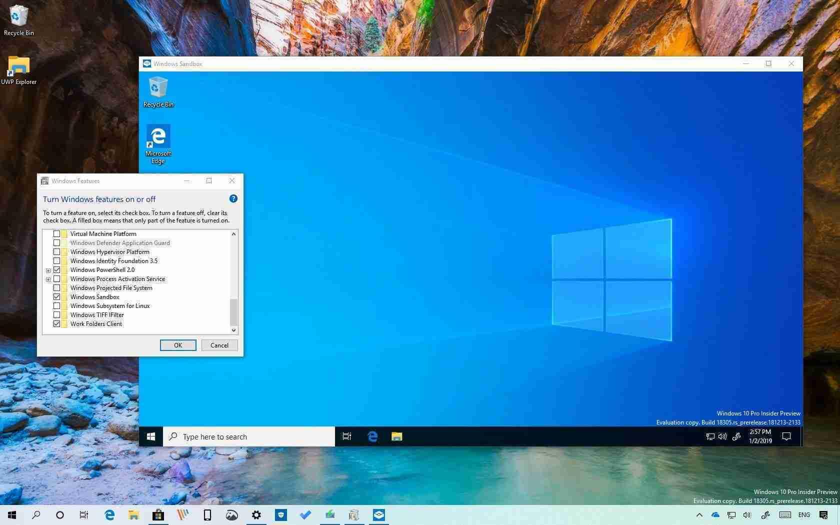 You are currently viewing Windows Sandbox: eseguire in modo sicuro programmi e applicazioni