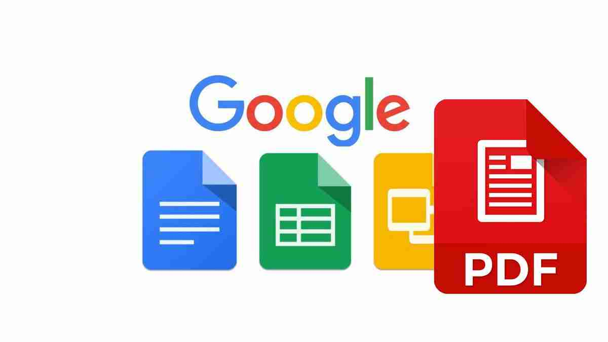 Convertire un documento di Google Documenti in PDF