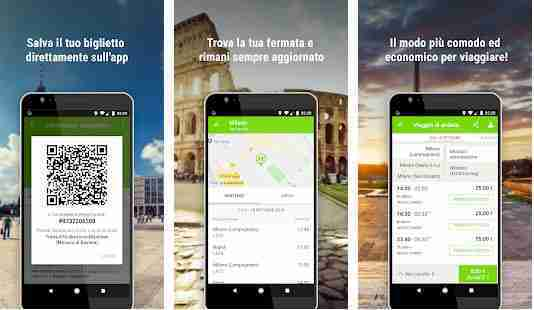 Come prenotare biglietto FlixBus da app mobile