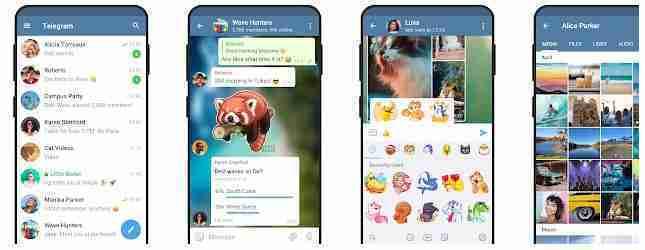 Come funziona la Modalità lenta e i messaggi silenziosi su Telegram