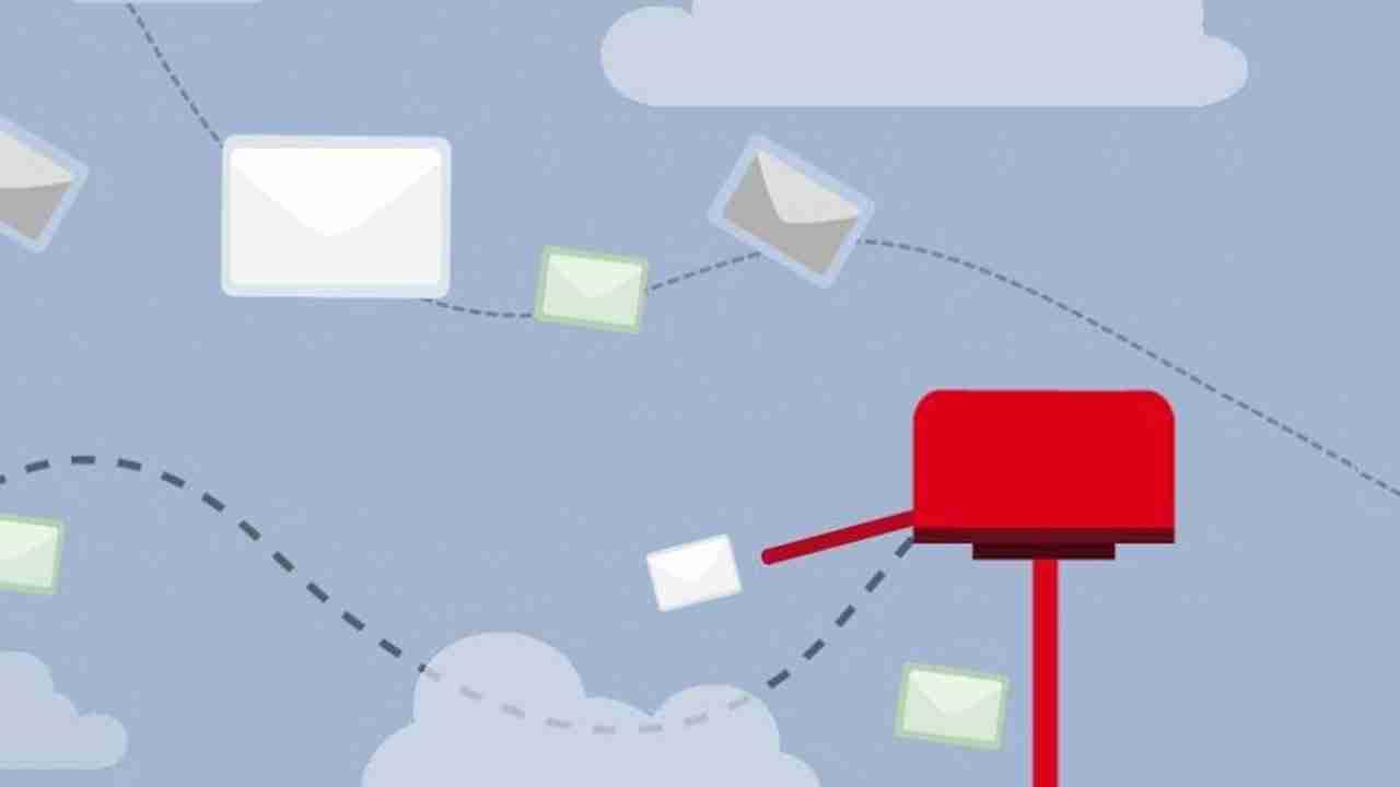 Come inviare allegati Alice Mail