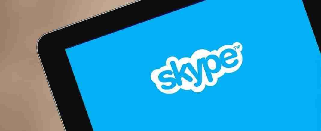 Come scaricare e salvare tutte le chat di Skype