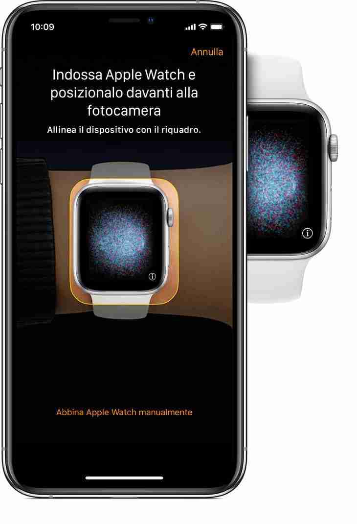 Come abbinare Apple Watch a un iPhone