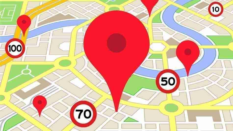 Come visualizzare il limite di velocità in Google Maps