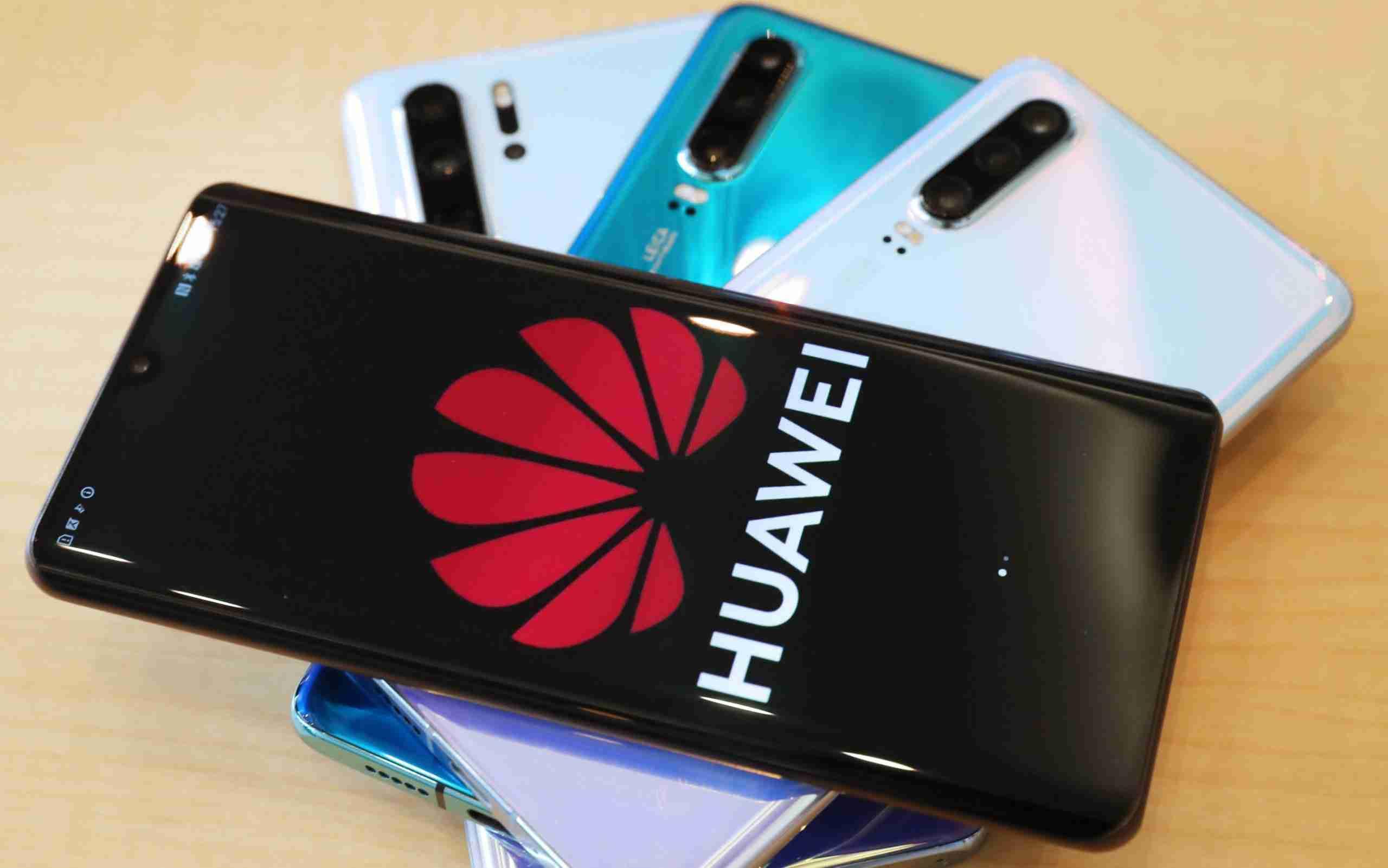 Trasferire dati da uno smartphone Huawei a un nuovo smartphone Huawei