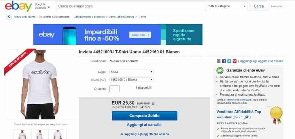 Come acquistare su eBay senza registrarsi