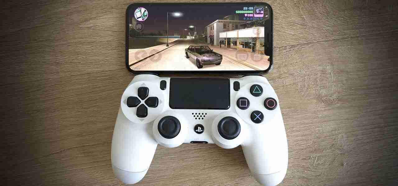 Come collegare un controller PS4 o XBOX al tuo iPhone o iPad
